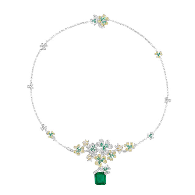 "Dior jewellery : the ""Précieuses"" 