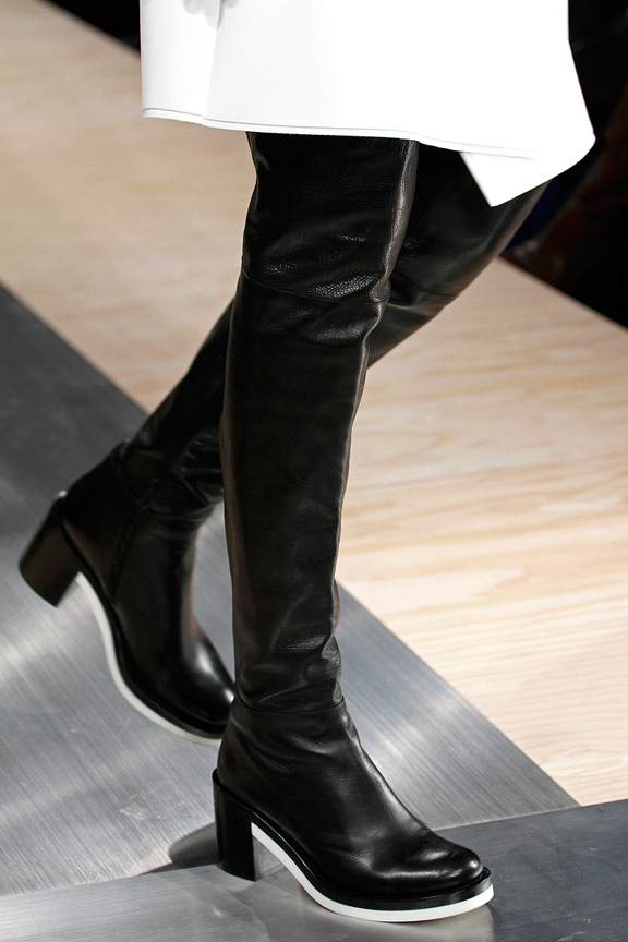New York Fall Winter 2013 Shoes   Searching for Style