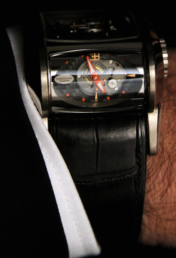 Parmigiani Bugatti Super Sport Watch Hands-On Exclusive | A BLOG TO WATCH
