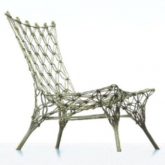 Cappellini-カッペリーニ-Knotted Future Chair