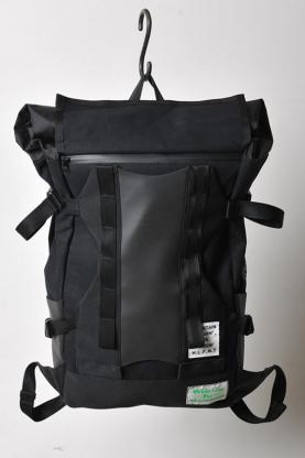 セレクトショップTIURF通販/WHITE LINE FOR MOUNTAIN TRAIL : WLMO-1001 WL FOR MOUNTAIN TRAIL x BERUF MOUNTAIN BACKPACK BLACK 2013SS通販正規取扱店TIURF