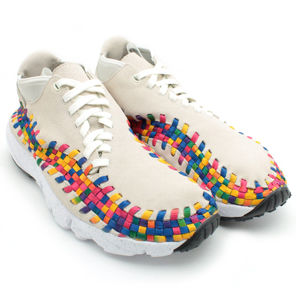 Nike Air Footscape Woven Chukka RPM 'Rainbow' Pack | Highsnobiety