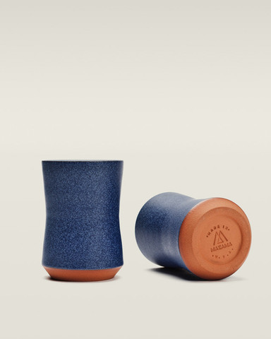 Large Belted Cup | Mazama Wares