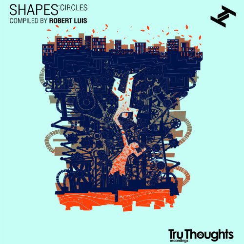 Amazon.co.jp: SHAPES : CIRCLES - Compiled by Robert Luis [輸入盤 / 2CD] (TRUCD280): 音楽
