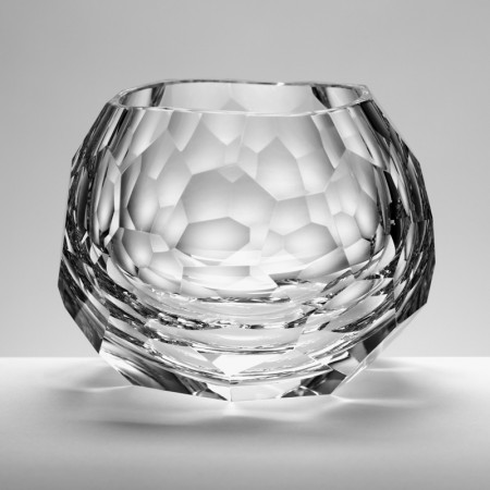 Glacier Double Old-Fashioned Glass, Clear