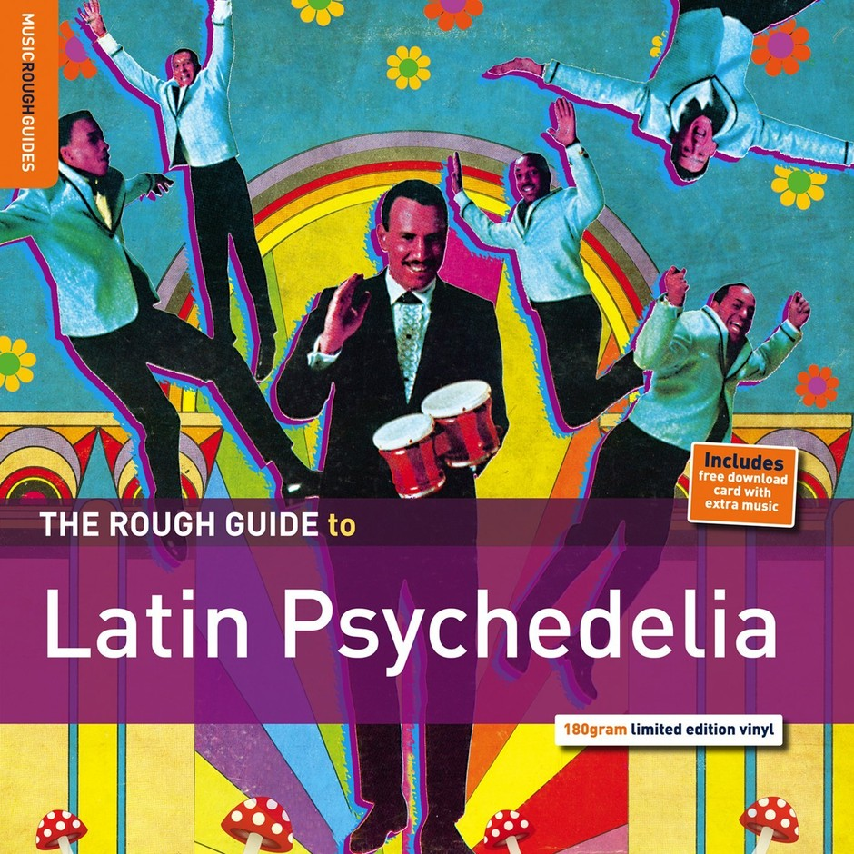 Various Artists: The Rough Guide To Latin Psychedelia [Album Review]