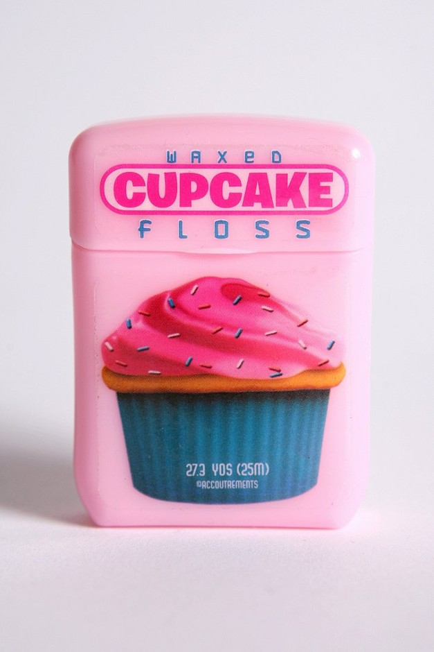 Cupcake Floss - Urban Outfitters