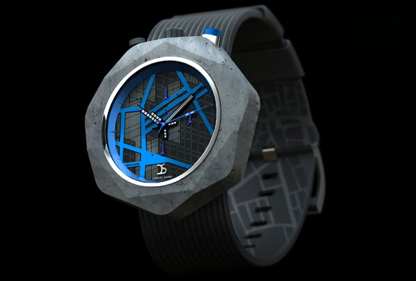 "Watches One Dzmitry Samal - Designer Accessories ""Dzmitry Samal"""