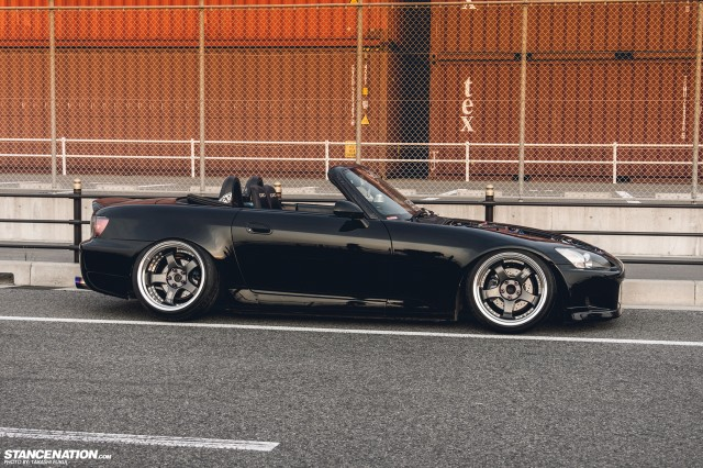 Level One Japan // Reitaro's Aggressive Honda S2000. | StanceNation™ // Form > Function