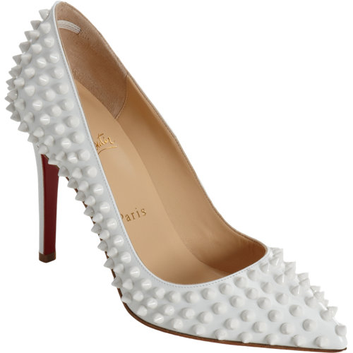 Christian Louboutin Pigalle Spikes at Barneys New York