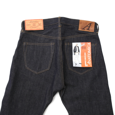 530-000-01000 618 ORIGINAL DENIM | Parking35