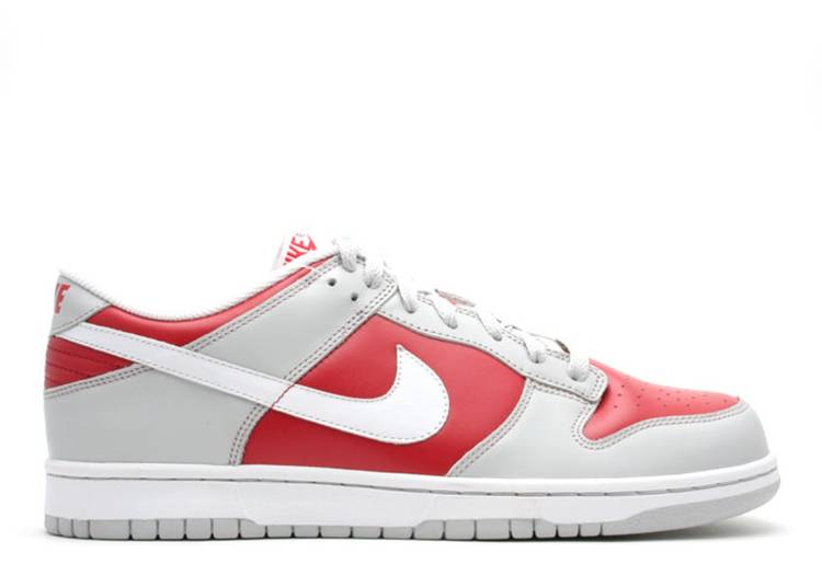 Dunk Low - Nike - 309431 611 - comet red/white/neutral grey | Flight Club