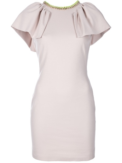 Msgm Stretch Dress - Paleari - farfetch.com