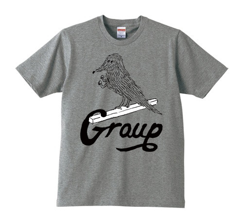 Group T-shirts (GRAY) on Twitpic