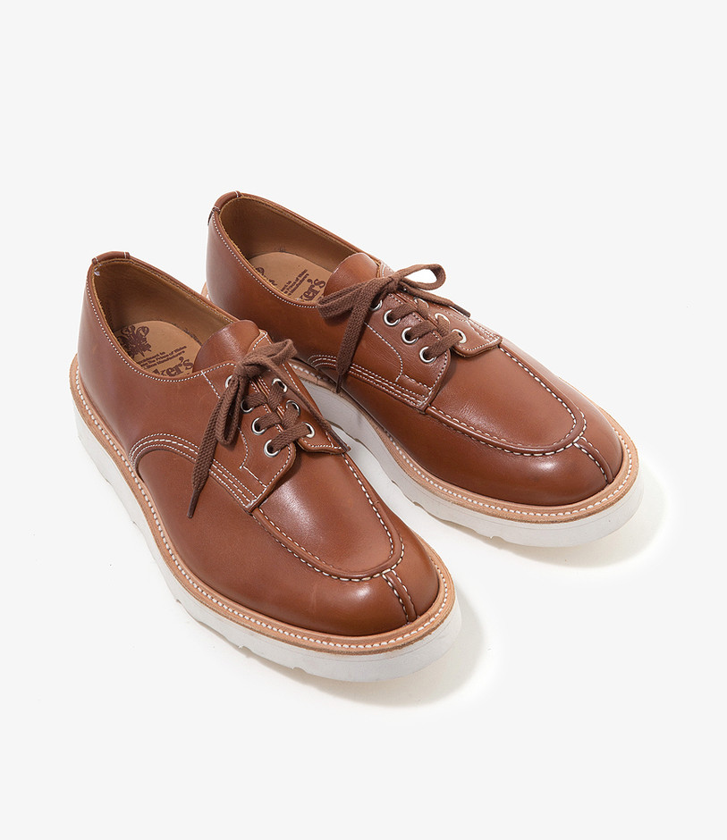nepenthes online store | TRICKER'S FOR ENGINEERED GARMENTS Handsewn Derbys