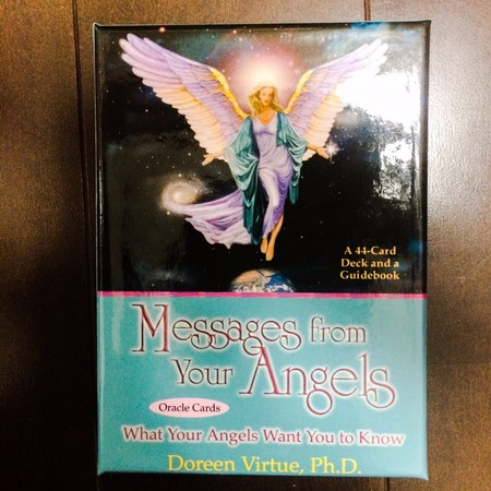 Messages from your Angels オラクルカード