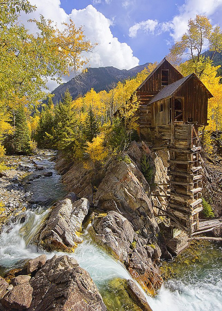 The Crystal Mill   Flickr - Photo Sharing!