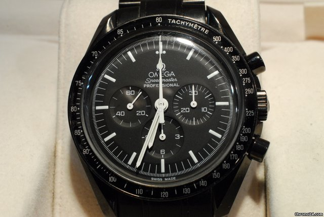 Omega SPEEDMASTER PROFESSIONAL MOON WATCH PVD for $3,714 for sale from a Trusted Seller on Chrono24