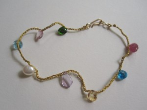 anklet « LAMEDALICO