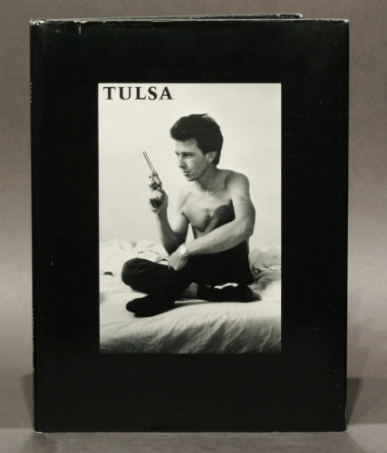 Larry Clark: Tulsa, signed by Clark