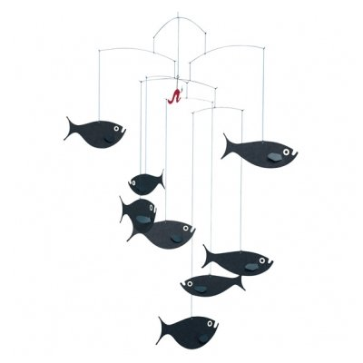 Amazon.com: Shoal of Fish Mobile: Baby