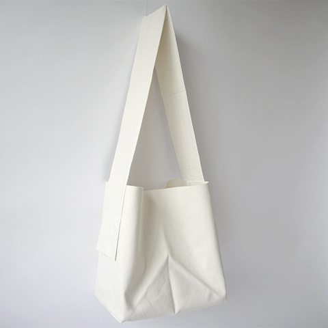 The Canvas Origami Bag   Collection   how to live   ハウ トゥ リヴ