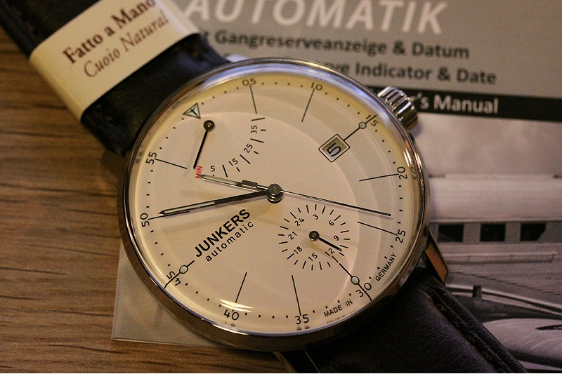 Help me to choose junghans or junkers ???