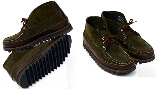 Russell Moccasin | Selectism.com