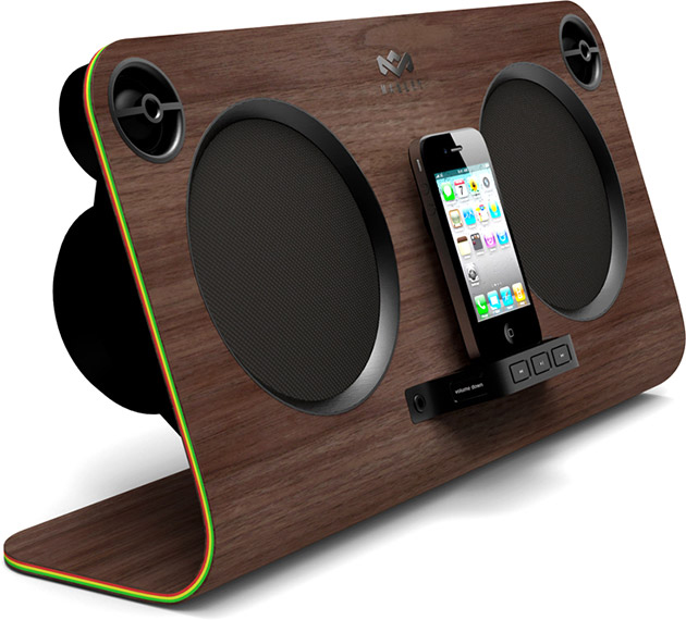 House of Marley | Get Up, Stand Up Home Audio System