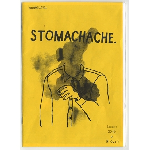 STOMACHACHE. issue10|書籍・音楽・文具の代官山 蔦屋書店 オンラインストア【T-SITE SHOPPING】