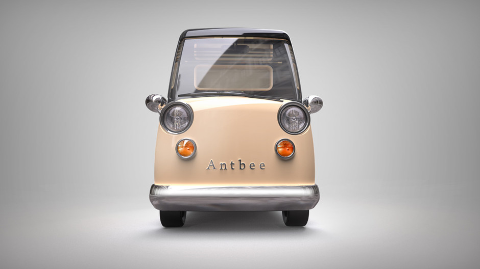 Mando AntBee Electric Cart, 1 Seater « s a s o h a m