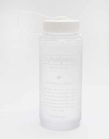 ボトル / Nalgene Bottle (500ml) | PAPERSKY STORE