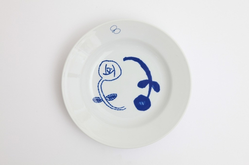 PASS THE BATON | mina perhonen Remake Deep Plate 23cm