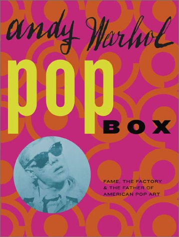Amazon.co.jp: Andy Warhol Pop Box: Fame, the Factory, and the Father of American Pop Art: Andy Warhol Museum, The Andy Warhol Museum: 洋書
