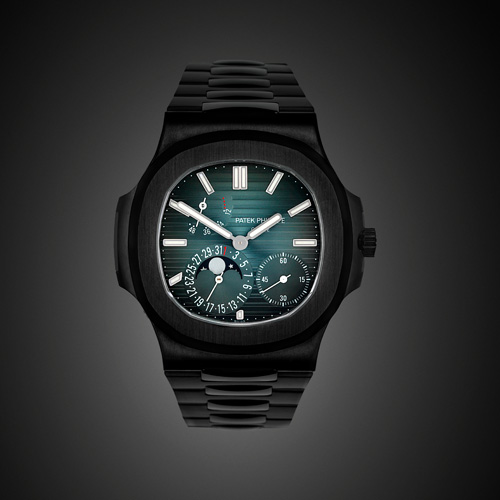 BLACK-OUT NAUTILUS by PROJECT X