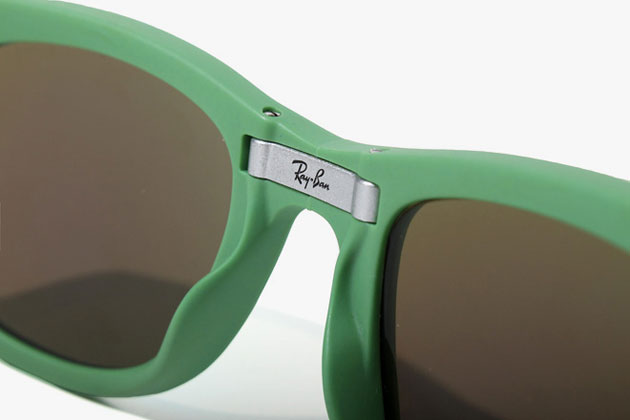 Ray-Ban Folding Wayfarer 2013 Collection • Highsnobiety