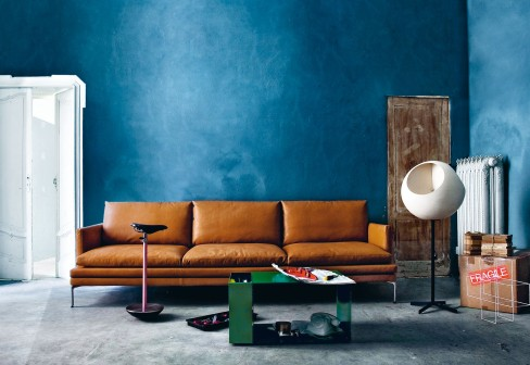 1330 WILLIAM sofa by Zanotta, design at Stylepark