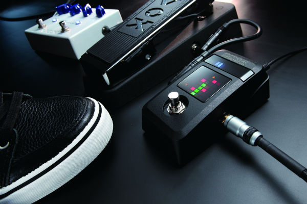NAMM 2012: Korg Launch PitchBlack Poly the Polyphonic Pedal Tuner | Dolphin Music