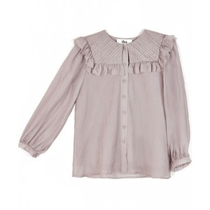 To Be Adored Lilac April Top - Polyvore