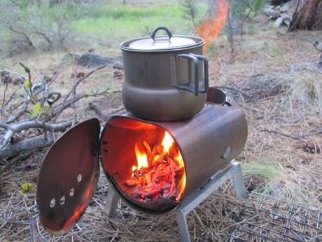 Hill People Gear DIY Backpacking Stove | Jerking the Trigger