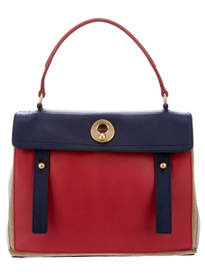 Yves Saint Laurent 'New Muse Two' Tote - Donne Concept Store - farfetch.com