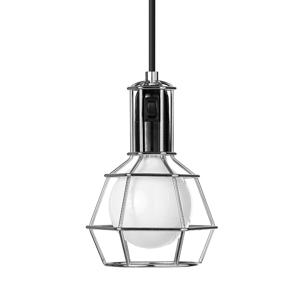 Design House Stockholm Work Lamp - Style # 1679, Modern and contemporary suspension lamps at switchmodern.com