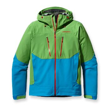 Patagonia Men's Mixed Guide Hoody for Ice Climbing and Backcountry Skiing