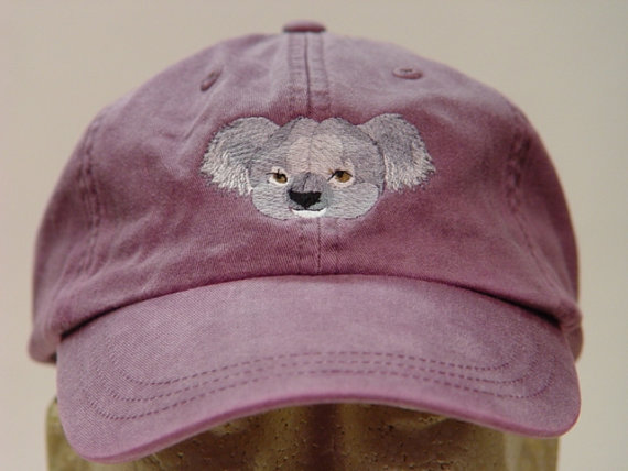 KOALA HAT One Embroidered Wildlife Cap Price by priceapparel