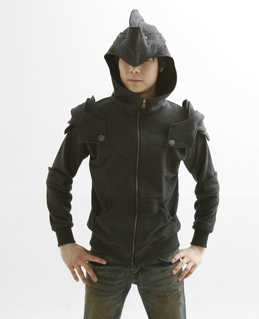 Peter Armored Knight Medieval Armor Pullover Hoodie by iamknight