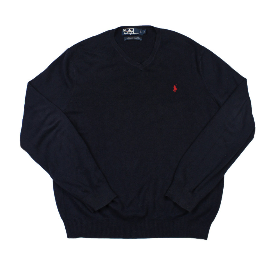 Vintage Polo Sweater 16