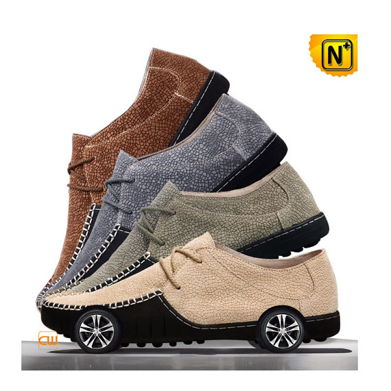 Leather Driving Moccasins Shoes for Men CW740100 by cwmallsshop