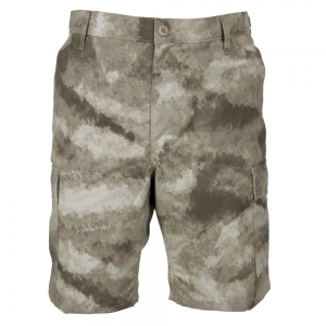 PROPPER F5261 BDU Battle Rip Zip Fly Short A-TACS AU Small - Weapons Game