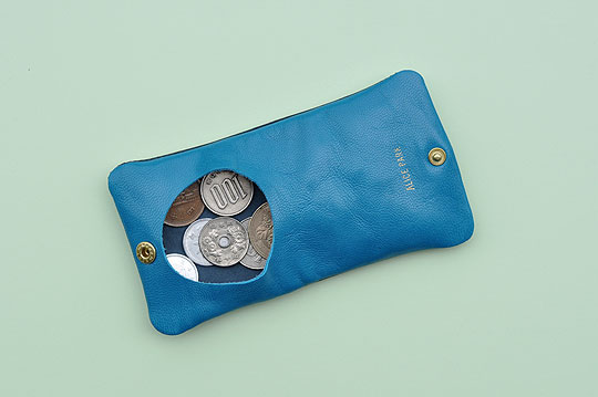 Coin Purse (Alice Park) - SOURCE objects