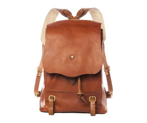 Bill Amberg Hunter Rucksack | The Style Raconteur